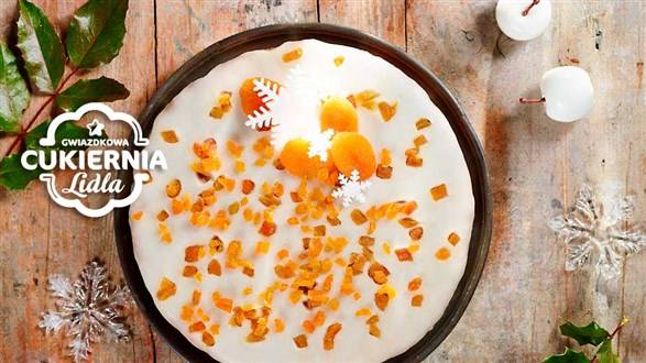 Ciasto korzenne z pomarańczową nutką