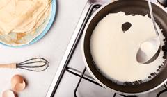 Los burritos – tortilla z farszem - Smażymy naleśniki
