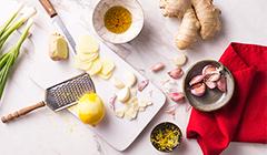 Kaczka pieczona w sosie imbirowym - Kaczkę pieczemy z warzywami