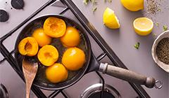 Kaczka z brzoskwiniami - gotujemy brzoskwiniowy sos