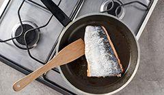 Łosoś z woka - przygotowujemy filet z łososia