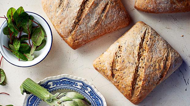 chleb śródziemnomorski