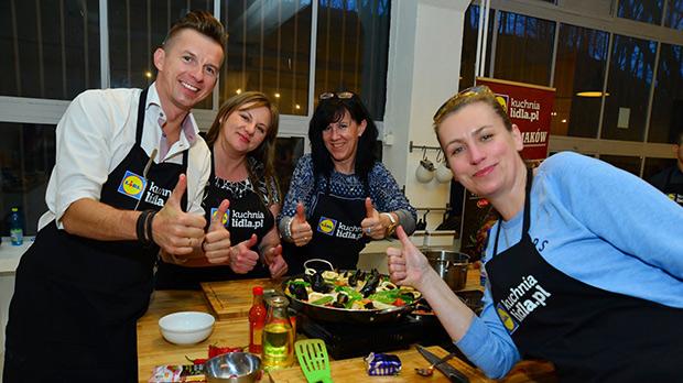 Warsztaty kulinarne z Karolem Okrasą