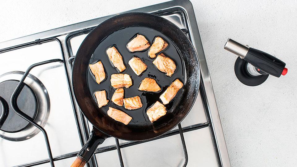 Przepis na grochówkę rybną - gotujemy zupę