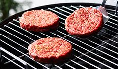 Burgery wołowe - Grillujemy mięso