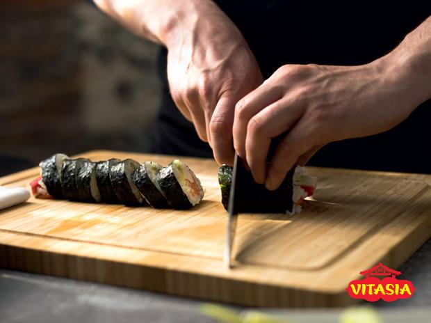 Potnij ostrym nożem