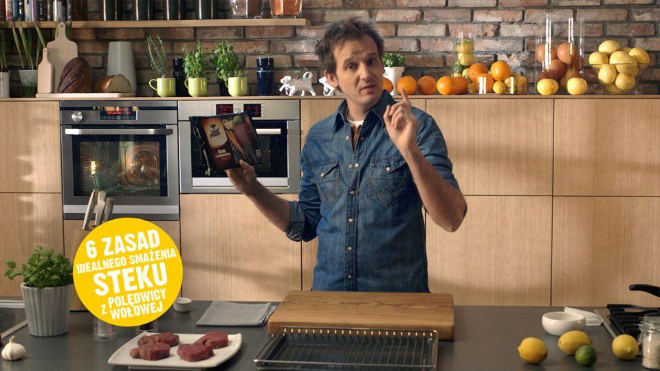 6 zasad  idealnego smażenia steku z polędwicy wołowej