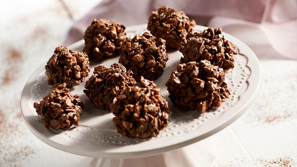 Chrupiące ciasteczka czekoladowe