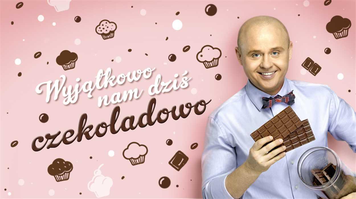 Wyjątkowo nam dziś czekoladowo!