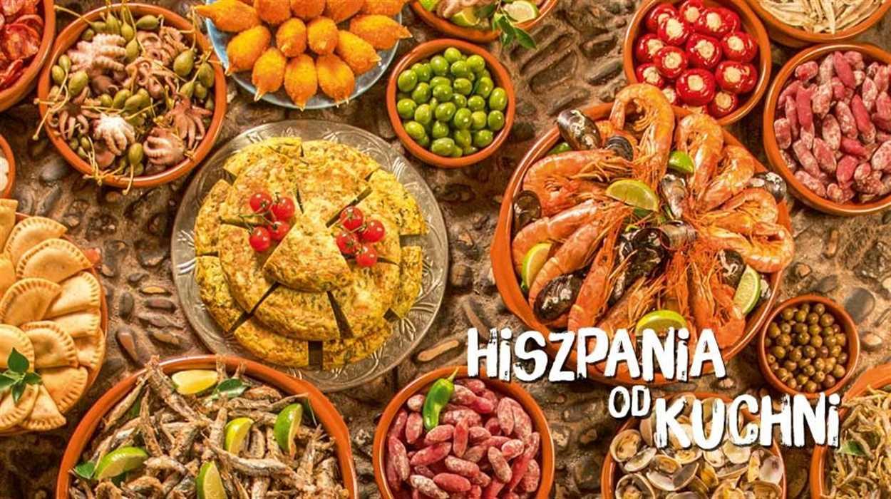 Hiszpania od kuchni