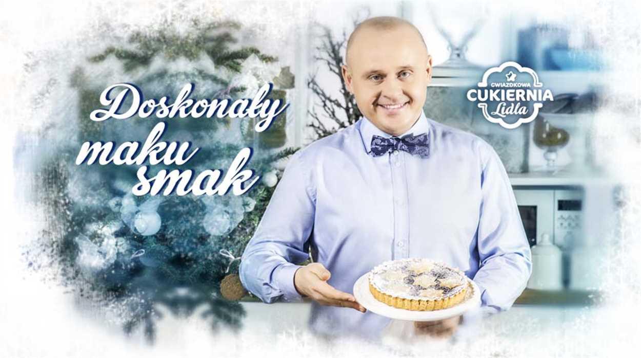 Cukiernik Kuchni Lidla
