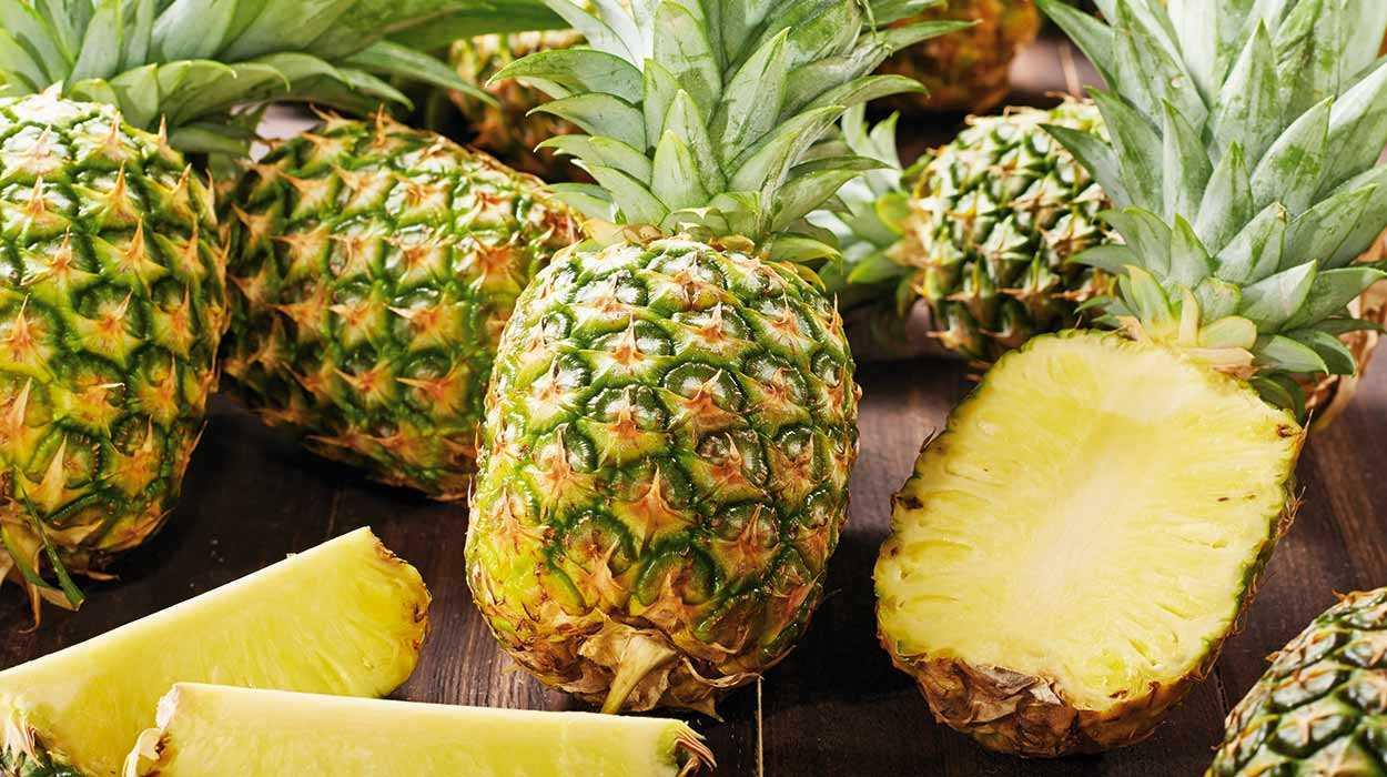 Jak poznać dojrzałego ananasa?