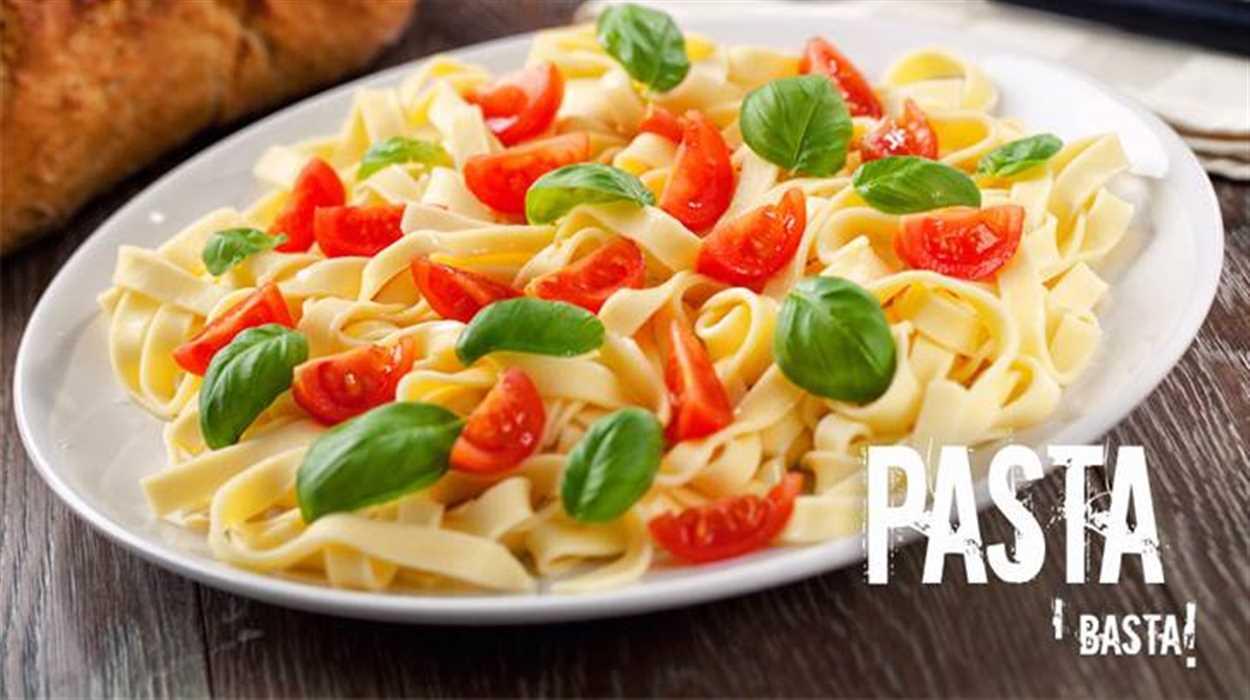 Viva la pasta!