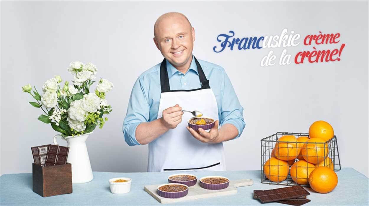 Klasyk francuskich deserów inaczej