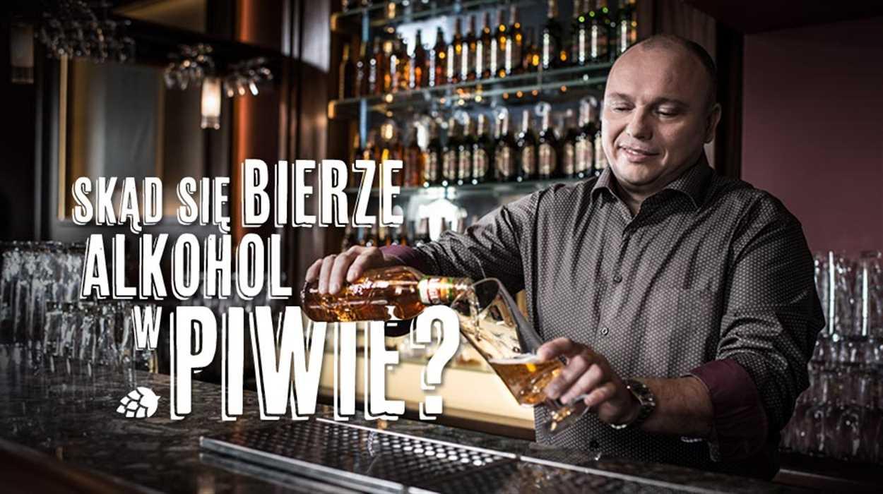 Skąd się bierze alkohol w piwie? Od czego zależy jego ilość?