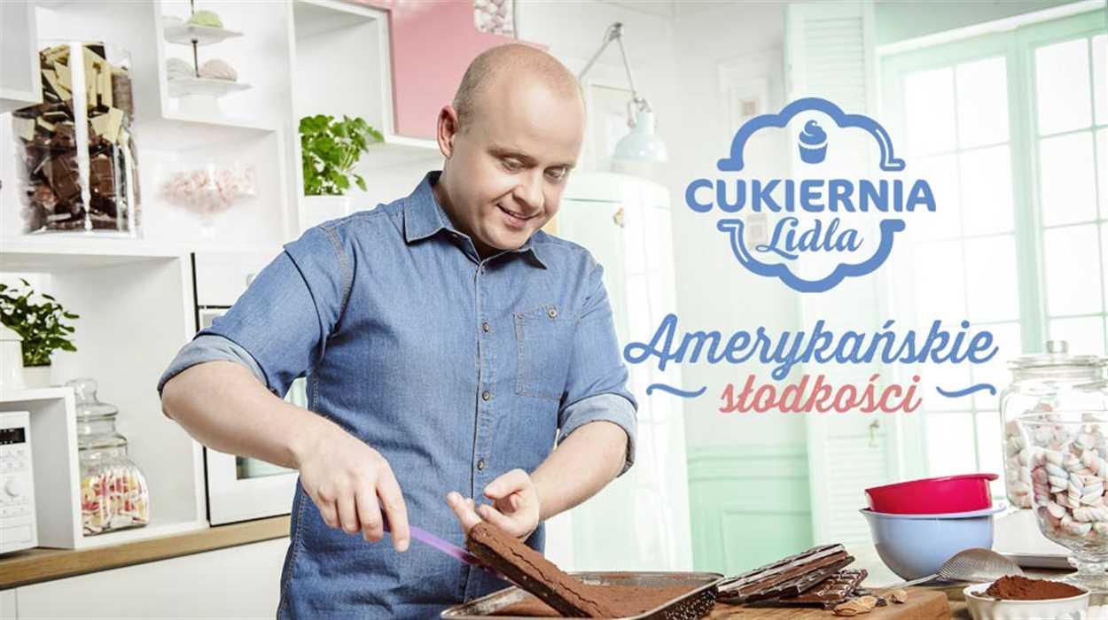Słodycze po amerykańsku