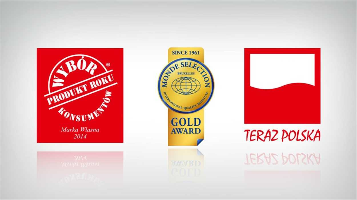 Prestiżowe nagrody dla produktów Lidla!