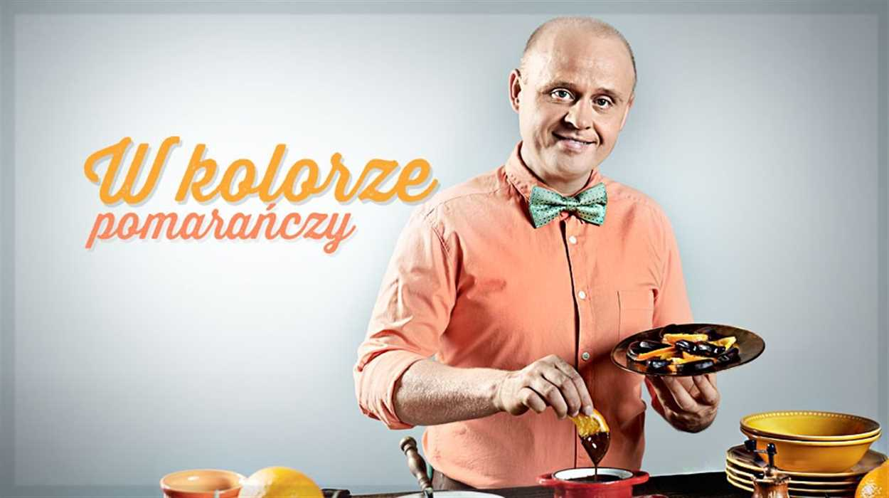 Soczyście pomarańczowe!