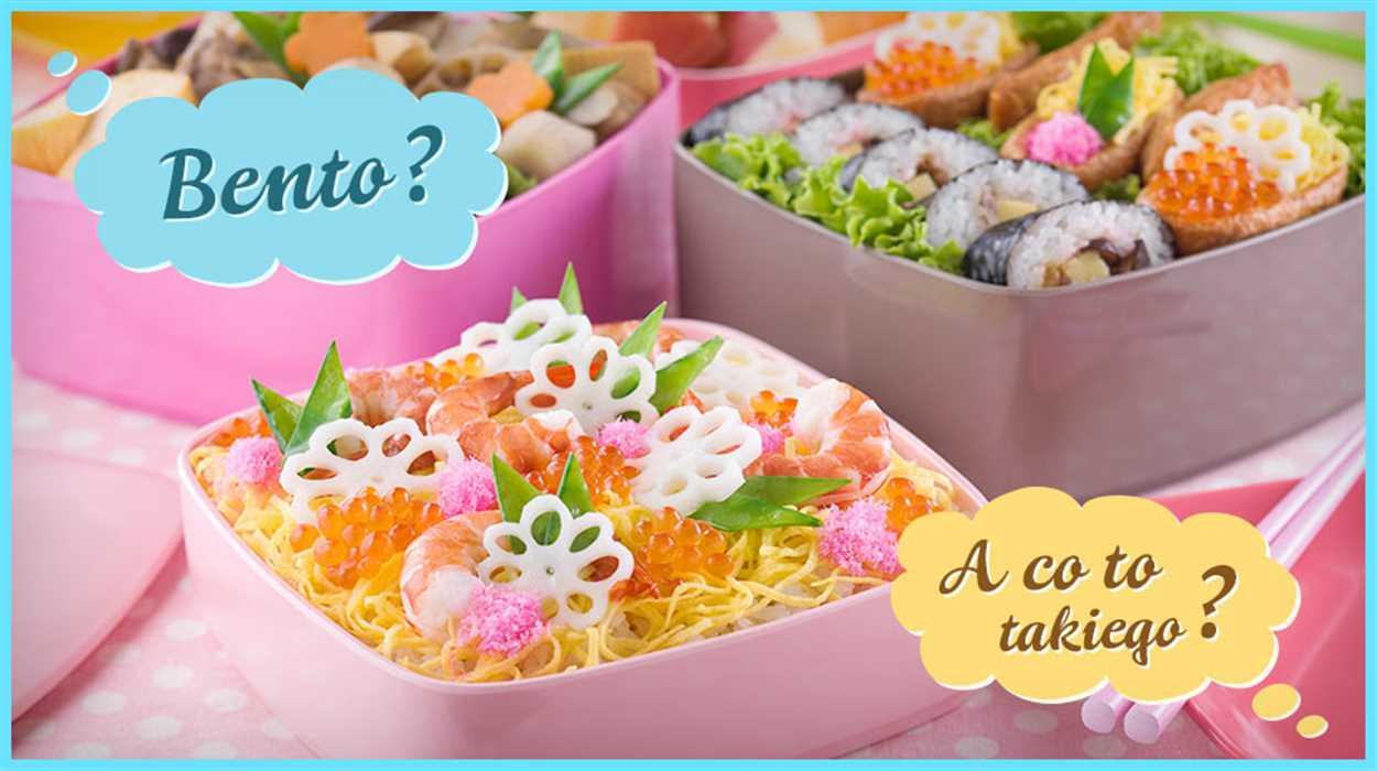 Bento – zamiast śniadaniówki
