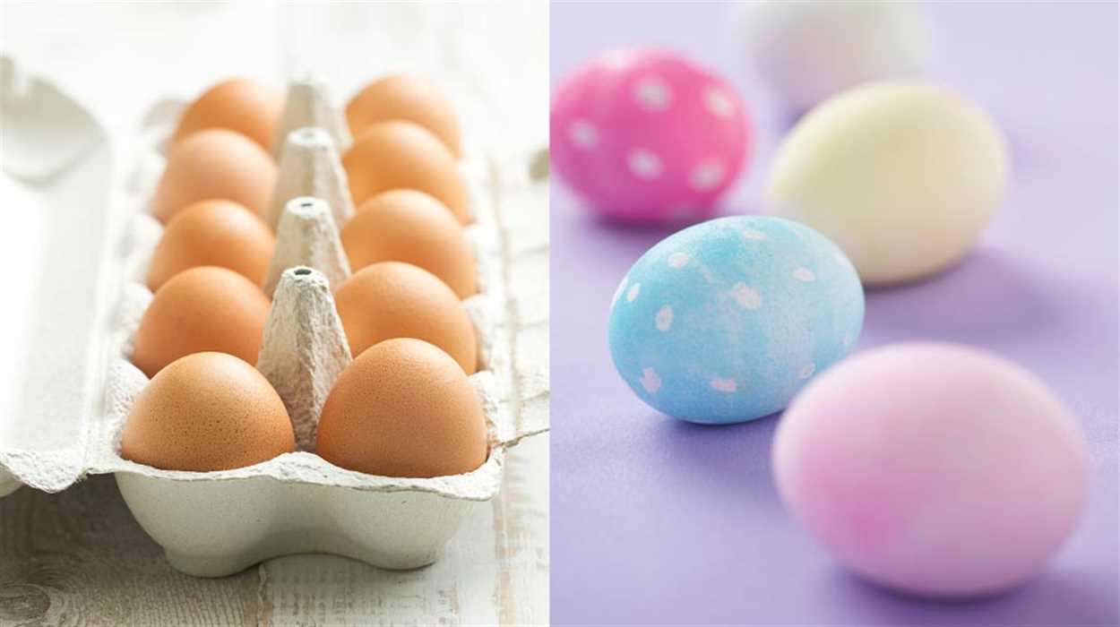Wielkanoc kręci się wokół jaj.