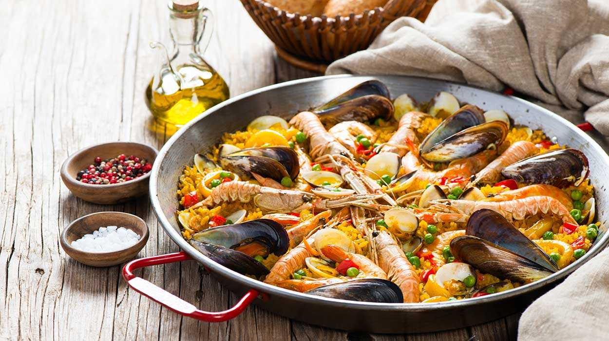 Co to jest paella?