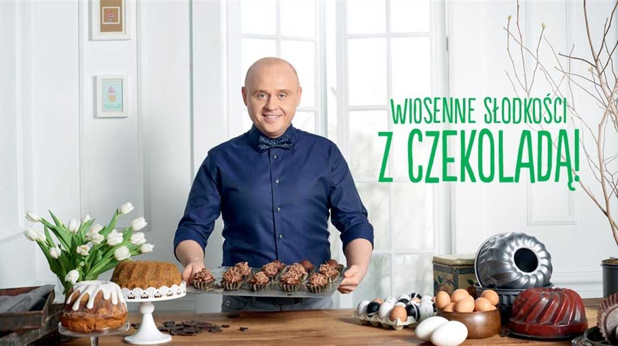 Czekoladowe słodkości mistrza Małeckiego