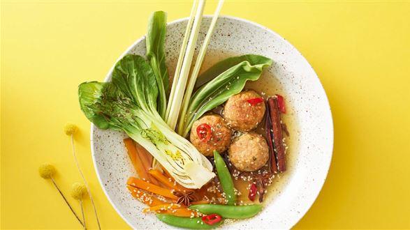 Zupa Orientalna Kuchnia Lidla
