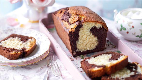 Babka czekoladowo-kokosowa