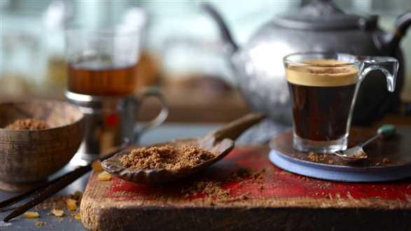 Aromatyczna mieszanka do kawy lub herbaty