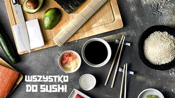 Niezbędnik sushi