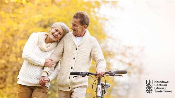 Aktywność fizyczna i społeczna osób w wieku starszym