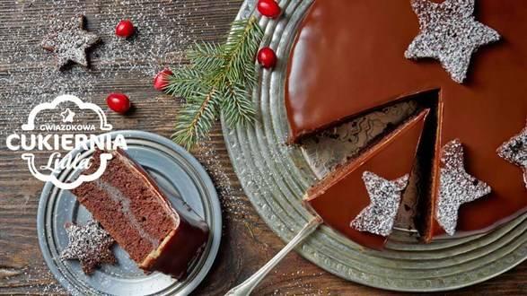 """Czekoladowy tort """"Nicolas"""""""