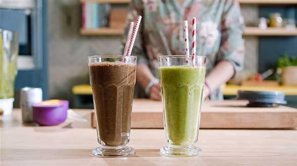 Ekspresowy shake i smoothie