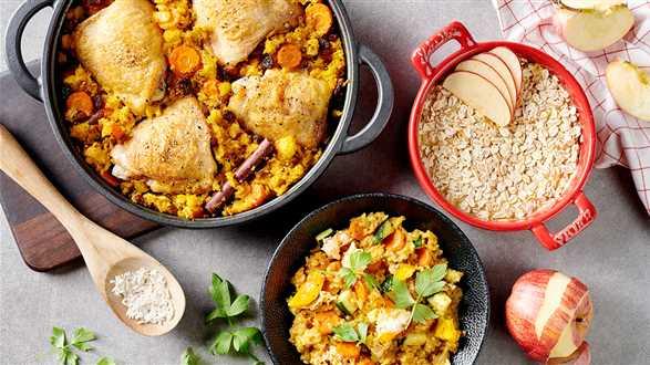 3 sposoby na dania z ryżu