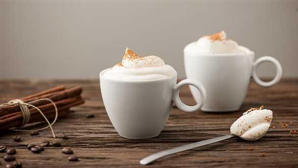 Deser cappuccino