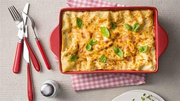 Szybkie lasagne
