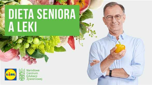 Dieta seniora a leki – najczęściej zadawane pytania