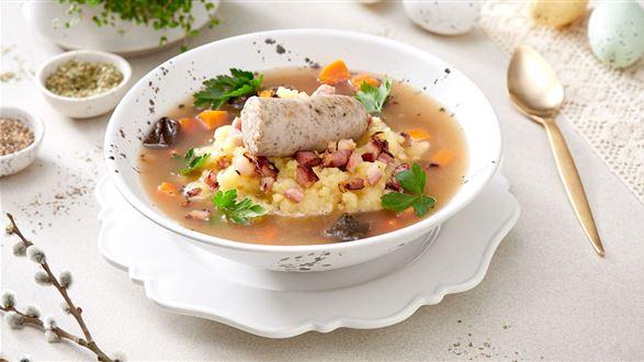 Ponad 150 Najlepszych Przepisow Na Zupy Kuchnia Lidla