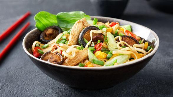 Kuchnia Azjatycka Ponad 140 Przepisow Kuchnia Lidla