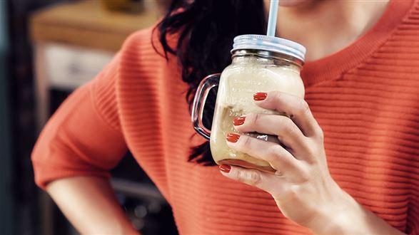Jak zrobić kurkuma ice latte?