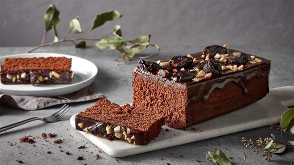 Ciasto czekoladowe z polewą