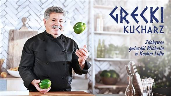 Lefteris Lazarou w Kuchni Lidla!