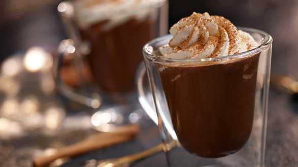 Gorąca korzenna czekolada