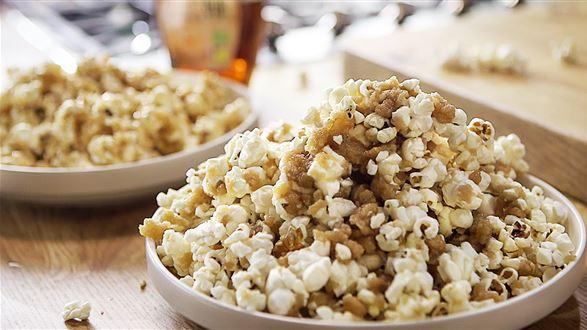 Popcorn na słodko i na słono