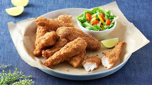 Kurczak Z Salatka Z Cykorii I Ziemniakami Przepis Kuchnia Lidla