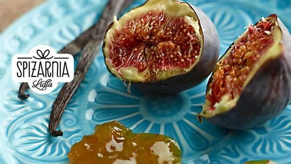 Marmolada z fig i wanilii