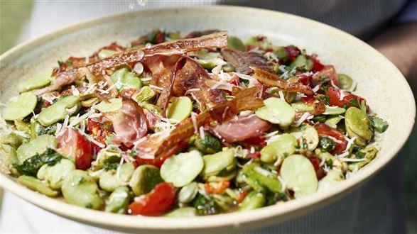 Ponad 10 Najlepszych Przepisow Na Salatki Kuchnia Lidla