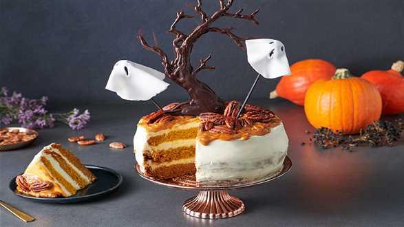 Tort marchewkowo-dyniowy