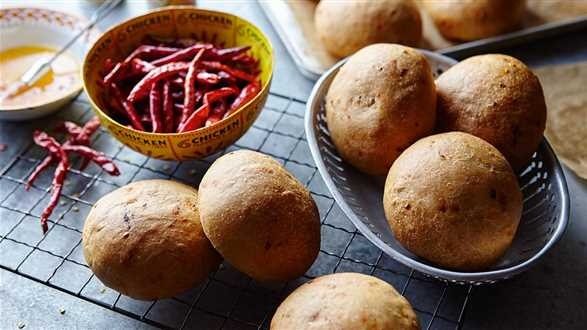 Bułeczki z chili