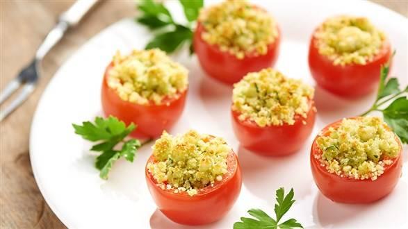 Faszerowane pomidorki koktajlowe